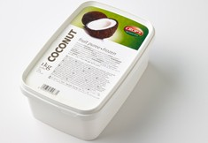 Coconut  puree photo