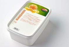 Mandarine  purée de photo