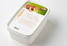 Peach  puree photo