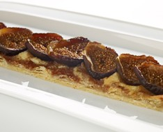 Fig pastry photo